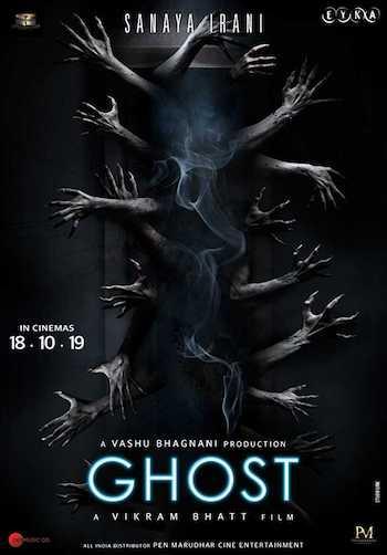 Ghost 2019 Hindi 720p 480p pDVDRip