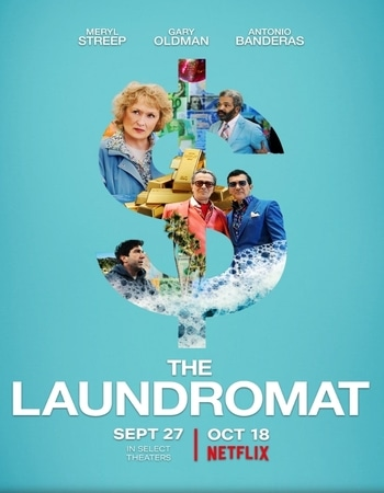 The Laundromat 2019 Hindi Dual Audio Web-DL Full Movie 720p HEVC Download
