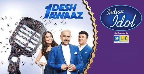 Indian Idol 13 October 2019 HDTV 480p 250MB