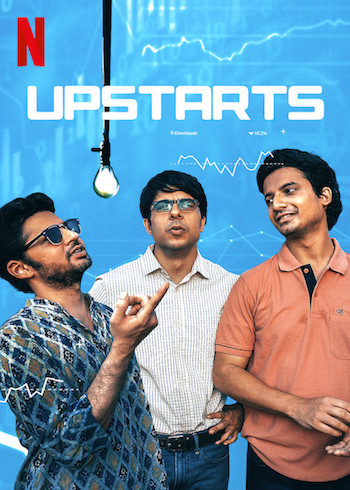 Upstarts 2019 Dual Audio Hindi 480p WEB-DL 350mb