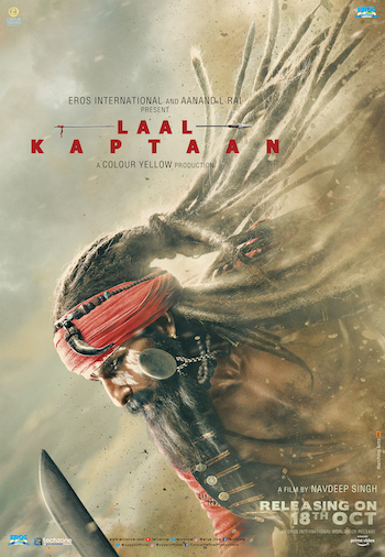 Laal Kaptaan 2019 Hindi 720p 480p pDVDRip