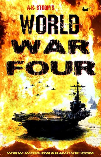 World War Four 2019 Dual Audio Hindi Movie Download