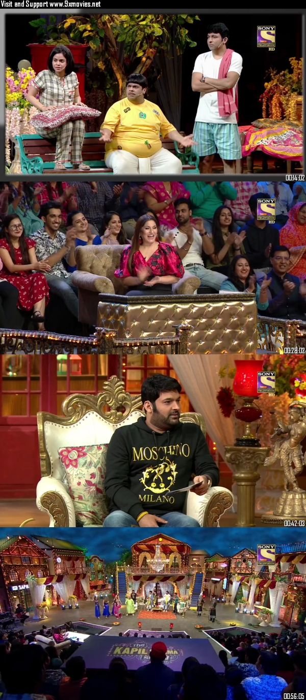 The Kapil Sharma Show 19 October 2019 HDTV 720p 480p 300MB