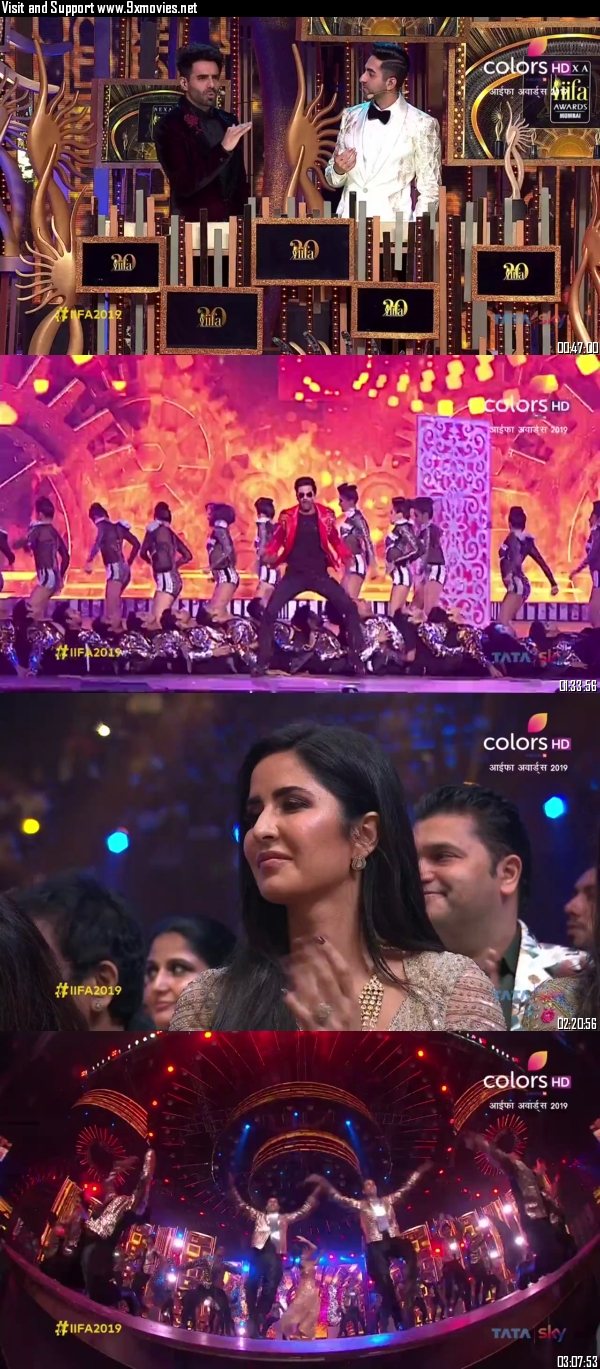 Iifa Awards 2019 Main Event 720p 480p HDTV 1.8GB