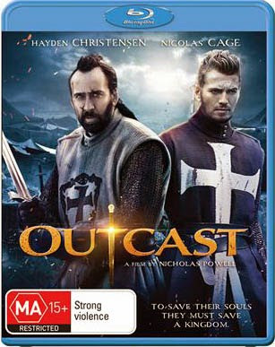 Outcast 2014 Dual Audio Hindi Bluray Movie Download