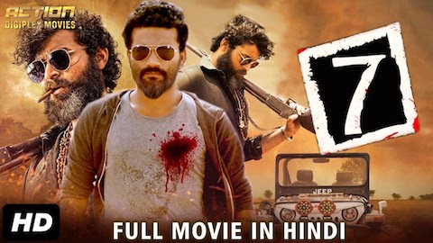7 (2019) Hindi Dubbed 400MB HDRip 480p Download