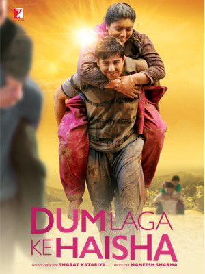 Dum Laga Ke Haisha 2015 Hindi 720p BluRay 850MB