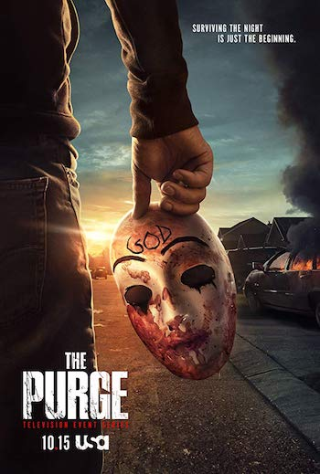 The Purge 2019 S02 Dual Audio Hindi 720p 480p WEB-DL [Ep 01 Added]