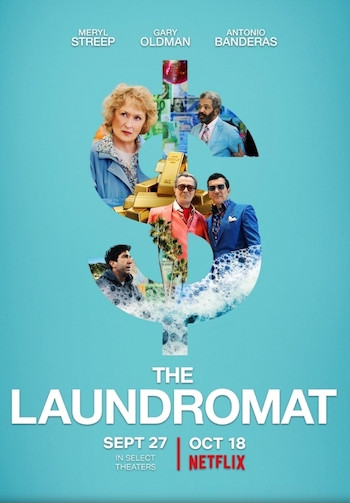 The Laundromat 2019 Dual Audio Hindi 720p WEB-DL 850mb