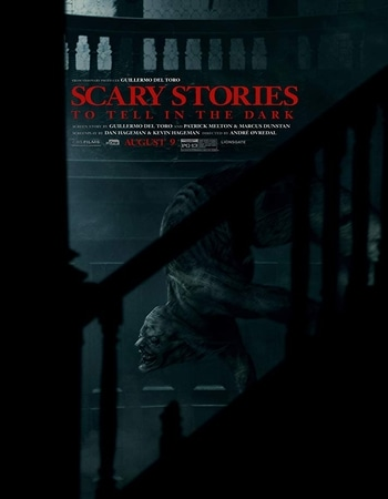 Scary Stories to Tell in the Dark 2019 English 720p AMZN Web-DL 900MB ESubs
