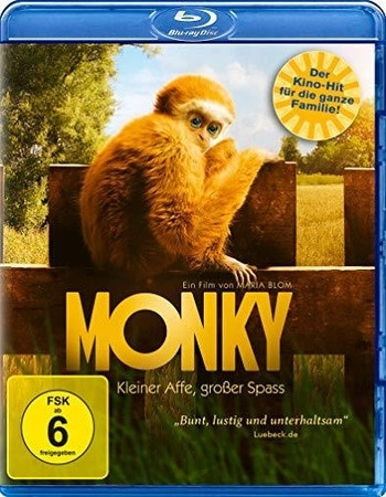 Monky 2017 Dual Audio Hindi Swedish 720p BluRay 900mb