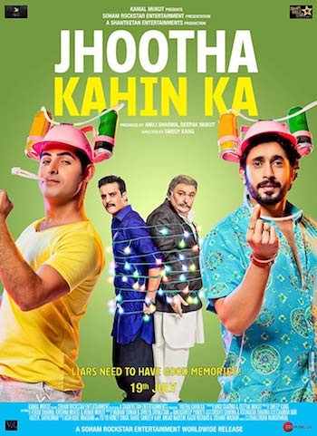 Jhootha Kahin Ka 2019 Hindi 720p WEB-DL 950mb