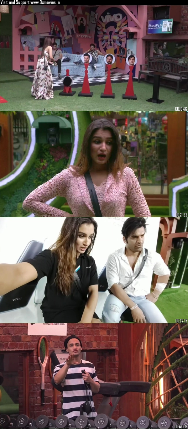 Bigg Boss 22 October 2019 HDTV 720p 480p 400MB