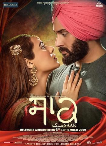 Saak 2019 Punjabi 720p WEB-DL 900mb