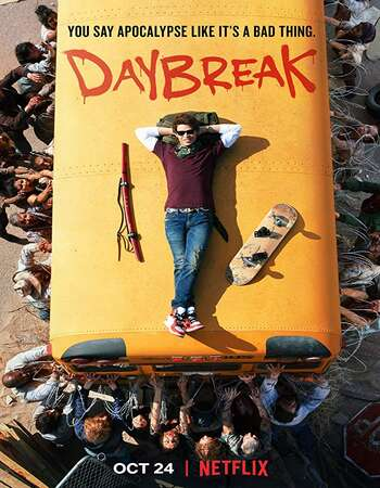 Daybreak Hindi Dual Audio Web-DL Full Netflix Season 01 Download