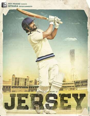Jersey 2019 UNCUT Hindi Dual Audio HDRip Full Movie 720p Free Download