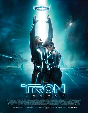 Tron Legacy 2010 Hindi Dual Audio BRRip Full Movie 720p Download