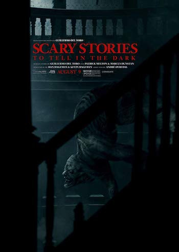 Scary Stories to Tell in the Dark 2019 English 720p WEB-DL 850MB ESubs