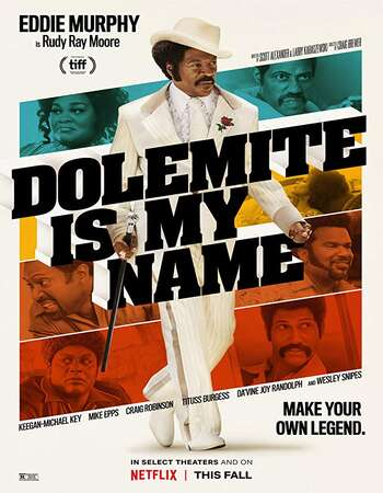 Dolemite Is My Name 2019 Hindi Dual Audio Web-DL Full Movie 480p Download