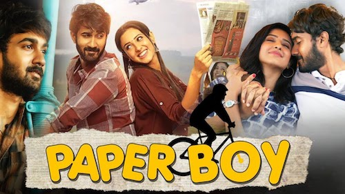 Paper Boy 2019 Hindi Dubbed Full Movie Download