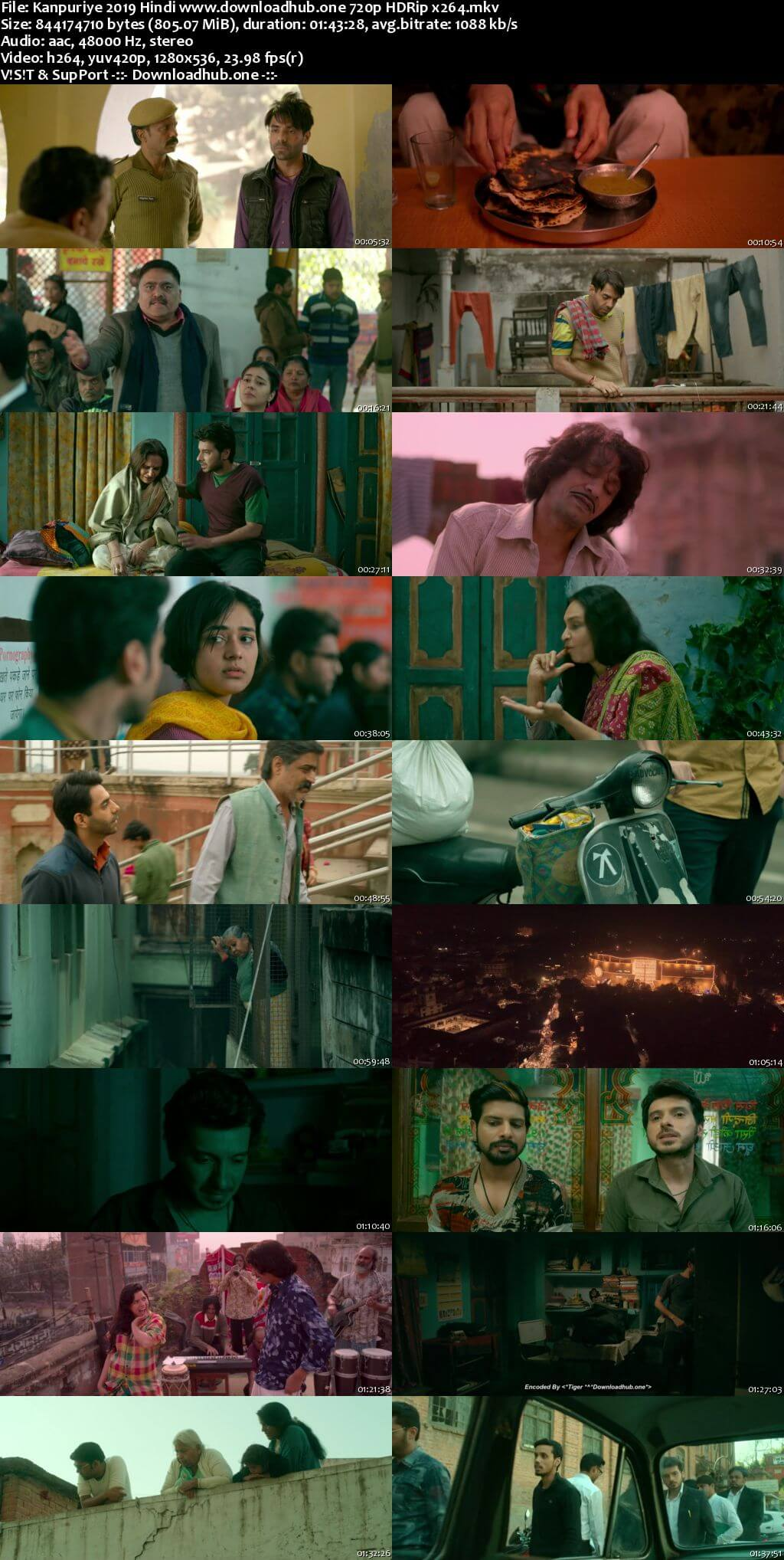 Kanpuriye 2019 Hindi 720p HDRip x264