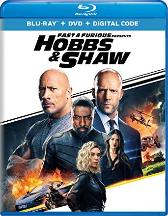 Fast and Furious Presents Hobbs and Shaw 2019 English 720p BRRip 1GB ESubs