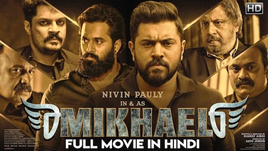 Mikhael 2019 Hindi Dubbed 720p HDRip 1GB