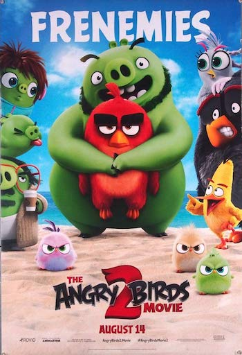 The Angry Birds Movie 2 (2019) English 720p BRRip 800MB ESubs