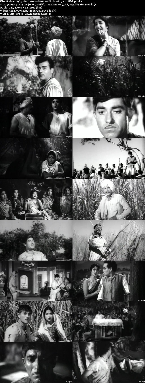 Godaan 1963 Hindi 720p HDRip x264