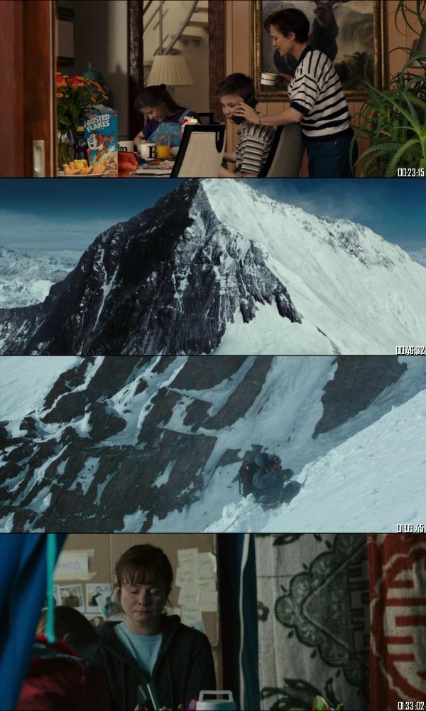Everest 2015 BluRay 720p 480p Dual Audio Hindi English Full Movie Download