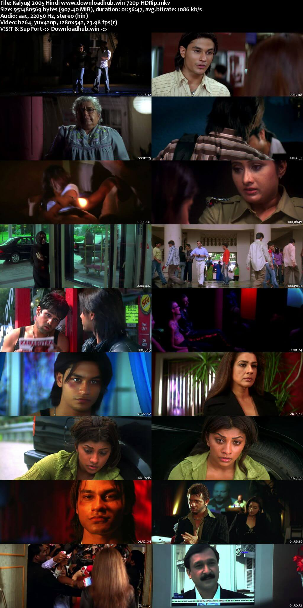 Kalyug 2005 Hindi 720p HDRip x264