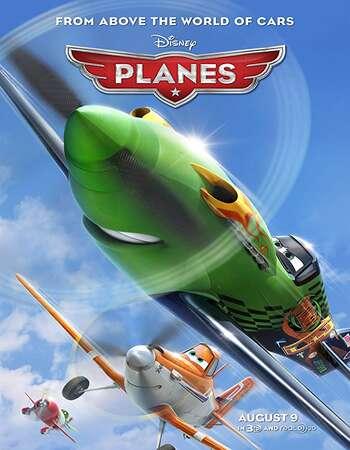 Planes 2013 Hindi Dual Audio BRRip Full Movie 720p Download