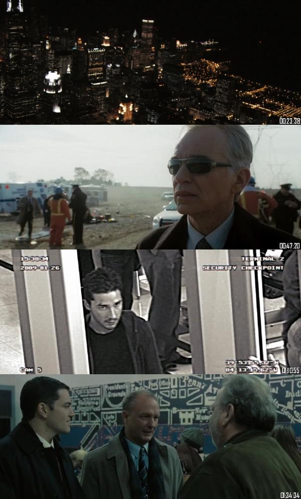 Eagle Eye 2008 BluRay 720p 480p Dual Audio Hindi English Full Movie Download