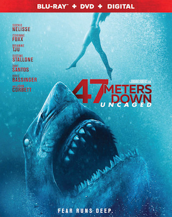47 Meters Down Uncaged 2019 English Movie Download