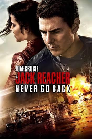 Jack Reacher Never Go Back 2016 Dual Audio Hindi English BRRip 720p 480p Movie Download