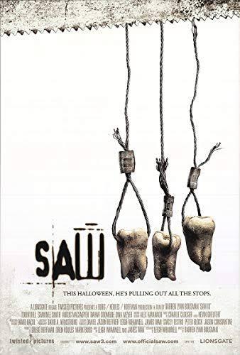 Saw III (2006) Dual Audio Hindi Full Movie Download