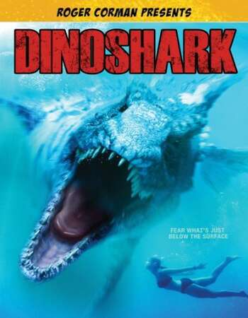 Dinoshark 2010 Hindi Dual Audio BRRip Full Movie 300mb Download