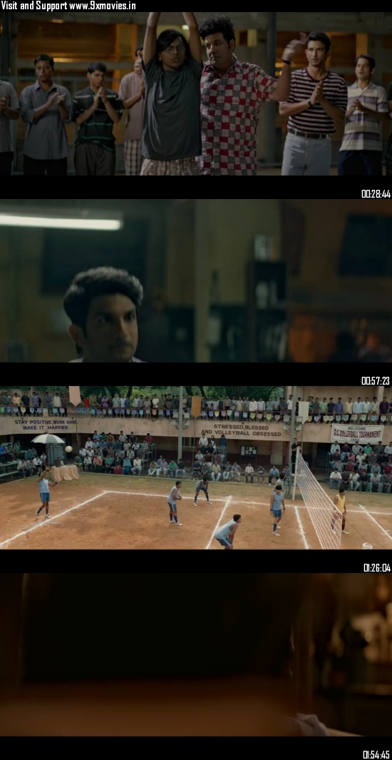 Chhichhore 2019 Hindi 480p WEB-DL 400MB