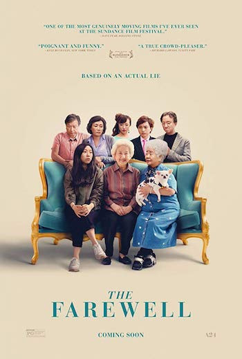 The Farewell 2019 English 720p WEB-DL 800MB ESubs