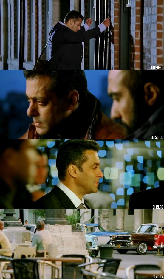 Ek Tha Tiger 2012 Hindi 720p 480p BRRip x264 Full Movie