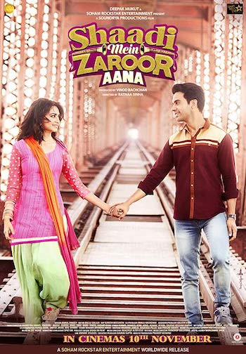 Shaadi Mein Zaroor Aana 2017 Hindi 720p WEB-DL 950mb