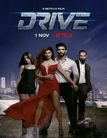 Drive 2019 Hindi 720p HDRip MSubs