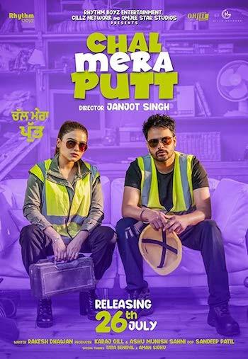 Chal Mera Putt 2019 Punjabi 720p WEB-DL 900mb