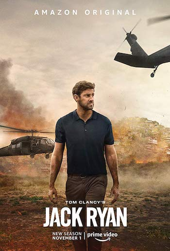 Tom Clancys Jack Ryan 2019 S02 Dual Audio Hindi Complete 720p 480p WEB-DL 3GB