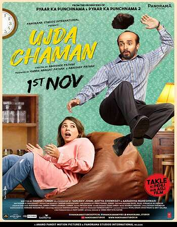 Ujda Chaman 2019 Full English Movie 720p 480p Download