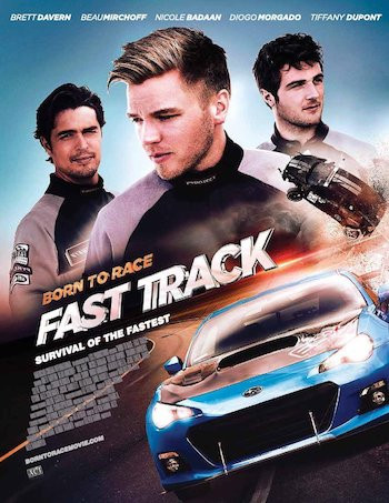 Born To Race Fast Track 2014 Dual Audio Hindi 720p BluRay 800MB