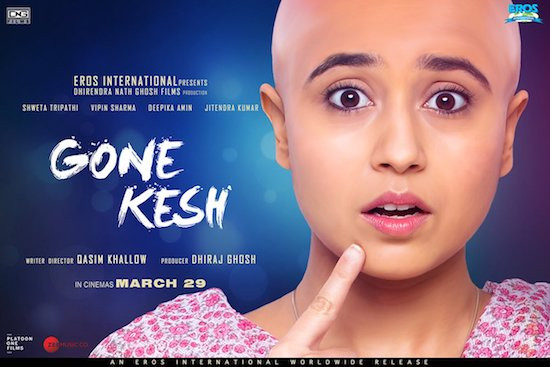 Gone Kesh 2019 Hindi 720p WEB-DL 850mb