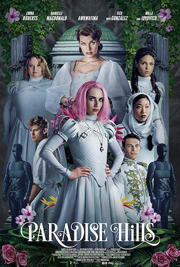 Paradise Hills 2019 English 720p WEB-DL 750MB ESubs
