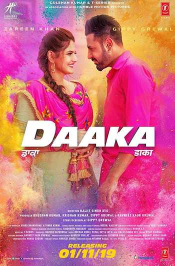 Daaka 2019 Punjabi Full Movie Download