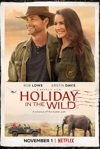 Holiday in The Wild 2019 Dual Audio Hindi Movie Download